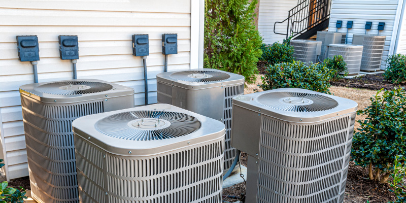 HVAC Contractors in The Blue Mountains, Ontario